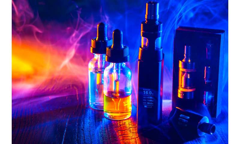 Fake e-cigarette liquid is putting vapers at risk – here's how we can tackle the fraud