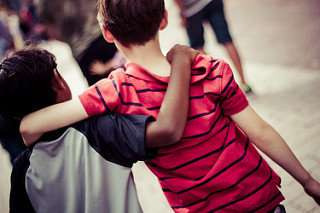 Family, school support makes kids more likely to stand up to bullying