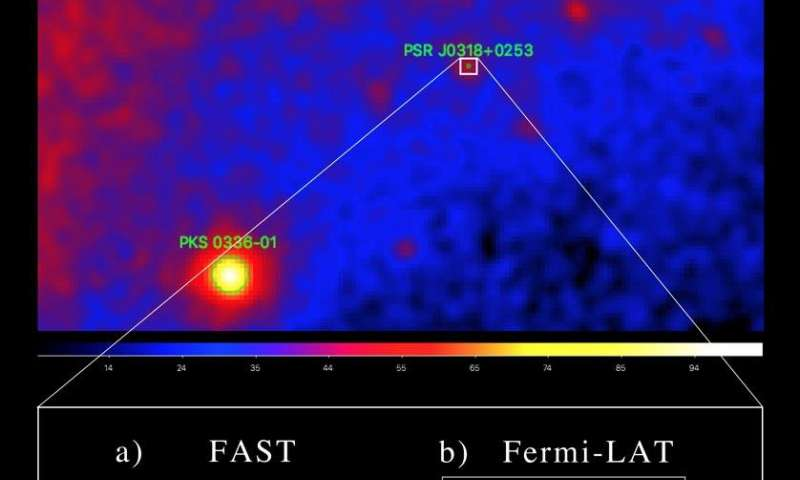 FAST's first discovery of a millisecond pulsar
