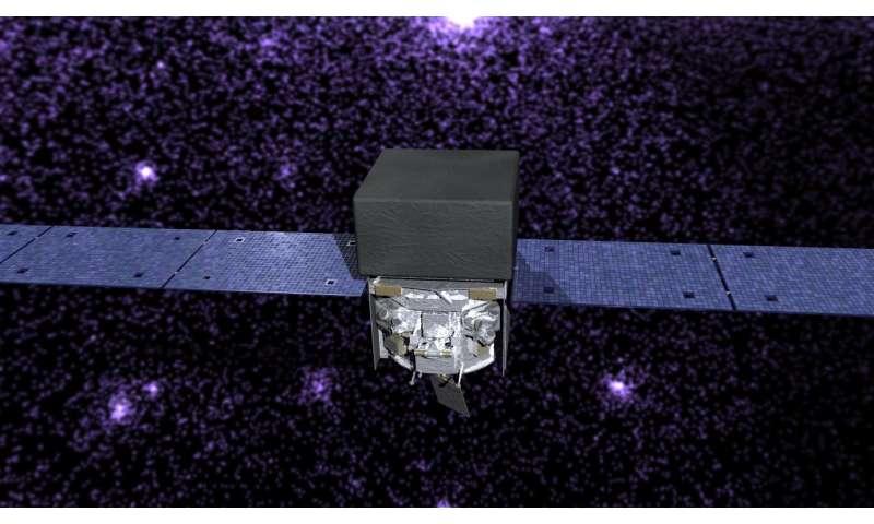 Fermi satellite celebrates 10 years of discoveries