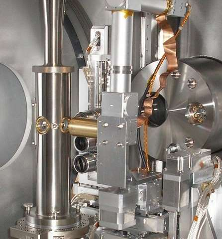 First published results from new X-ray laser