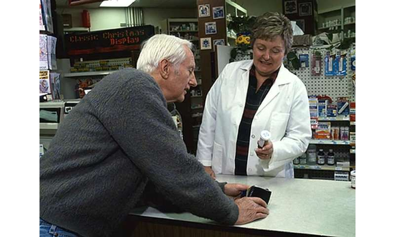Food assistance may help older adults adhere to diabetes meds