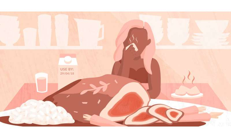 Food safety: Are the sniff test, the five-second rule and rare burgers safe?