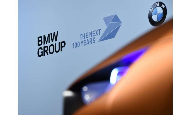 """For 2018, BMW now forecasts revenues from its car business """"slightly lower"""" than last year"""