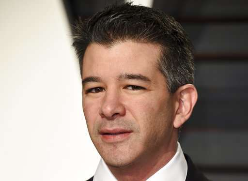 Former Uber CEO set to testify in high-tech heist case