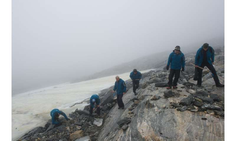 Frozen in time: Glacial archaeology on the roof of Norway