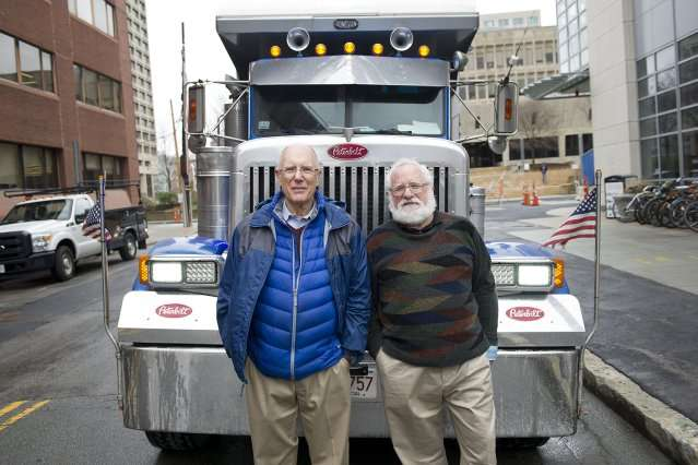 Gasoline-alcohol engines for heavy-duty trucks could produce a meaningful improvement in global air quality