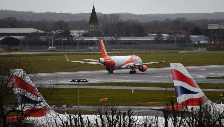 Gatwick operates the world's busiest runway