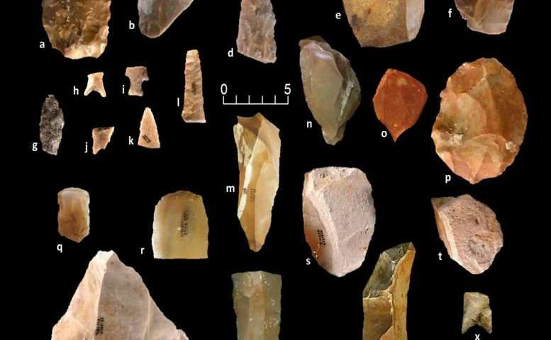Gault site research pushes back date of earliest North Americans