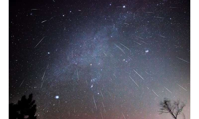 Geminids meteor shower: an astrophysicist on what to look out for