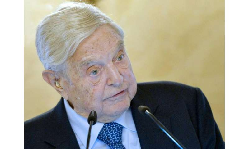 George Soros—who notoriously made a fortune by betting against the British pound in 1992—is known as a highly sophisticated inve