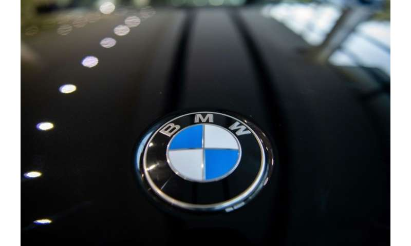 BMW recalls over 1 mn cars over exhaust system fire risk