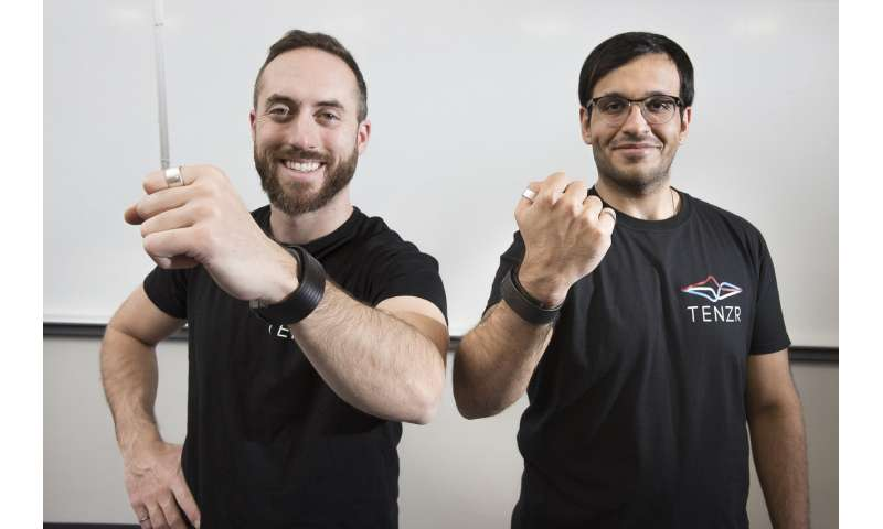 Gesture recognition device to fast-track with company's invite to Techstars accelerator