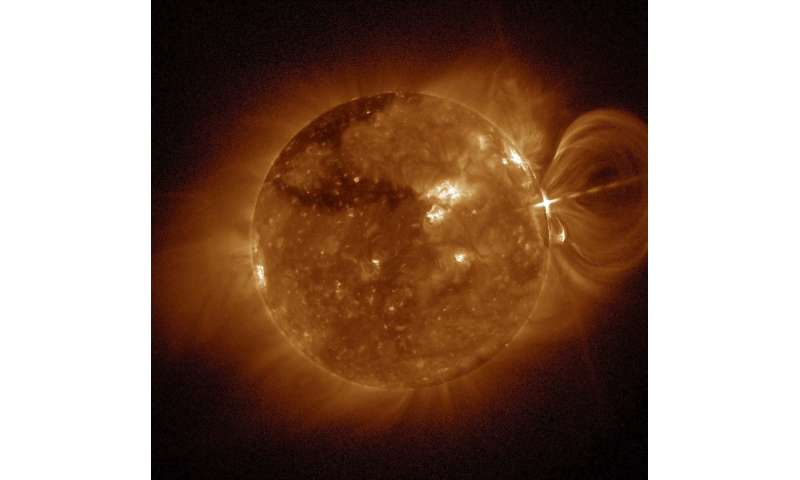 Getting a grip on space weather