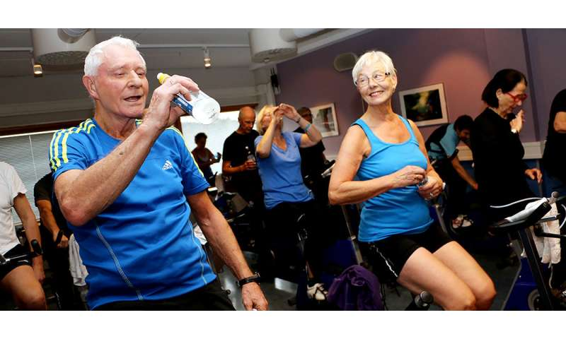 Getting older adults to be more active