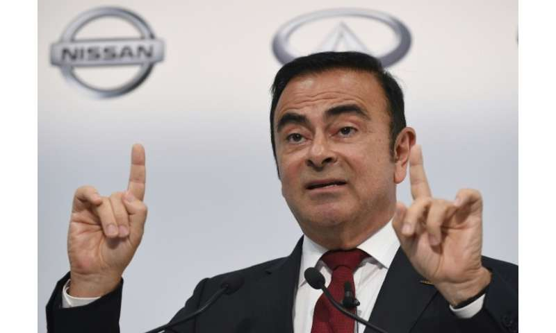 Ghosn remains in the one-man cell at a Tokyo detention centre he has occupied since his shock arrest on November 19