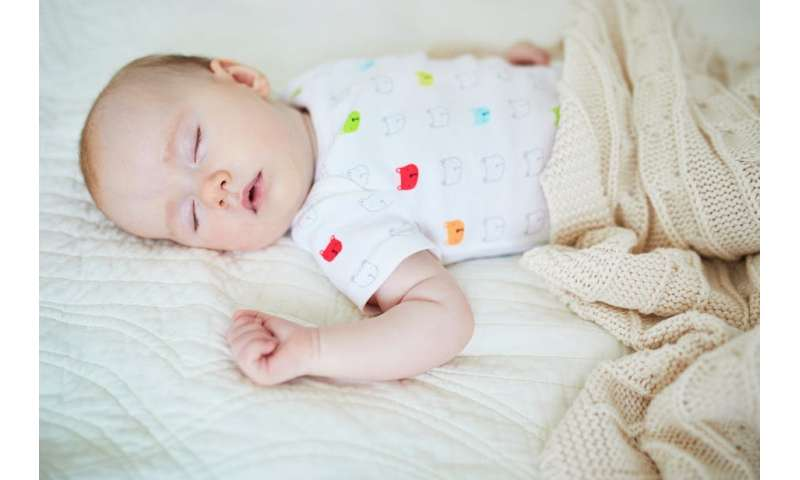 Giving your baby solid food early won't help them sleep better
