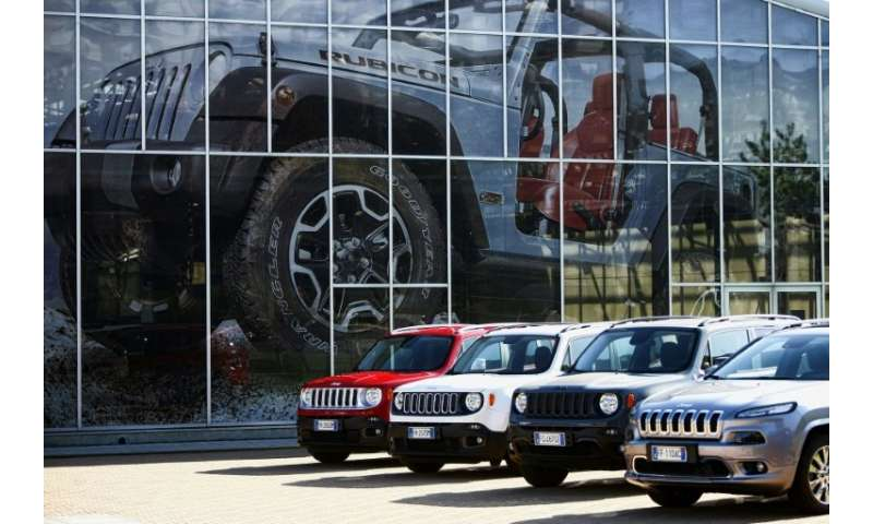 Goodbye diesel, Fiat Chrysler says