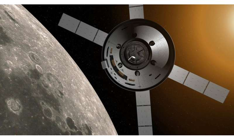 Goodbye Europe, hello moon: European Module ships soon
