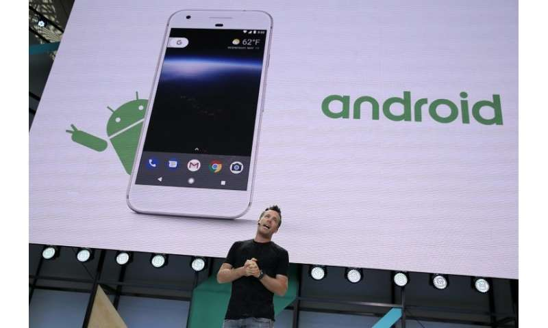Android software puts Google at heart of mobile life