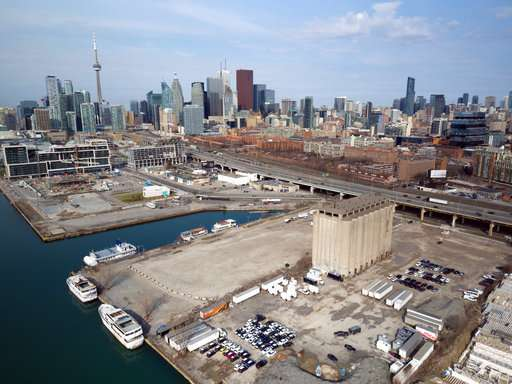 Google's first urban development raises data concerns