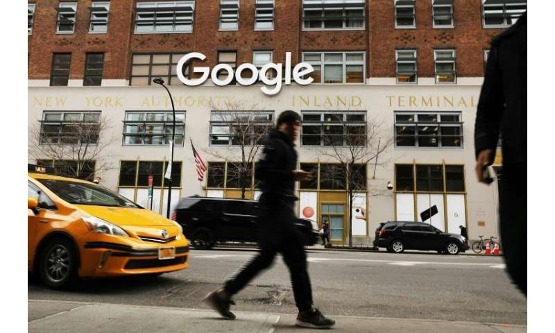 Google, whose  New York office in Chelsea is seen here, will be doubling the size of its workforce in the city to some 14,000 wi