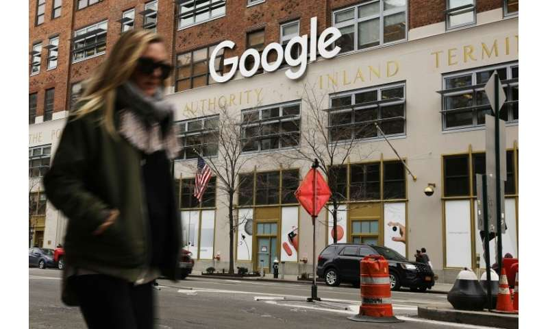 Google, whose recently acquired New York building is seen here, unveiled a $300 million initiative to help news organizations an