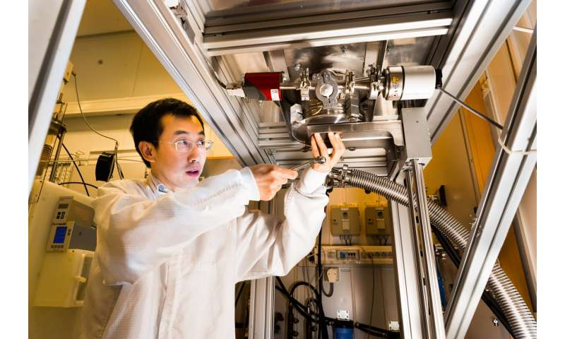 Graphene takes a step towards renewable fuel
