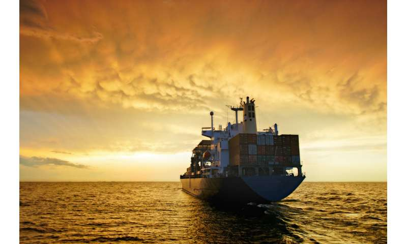 Greener fuels may not make shipping safer – here's why