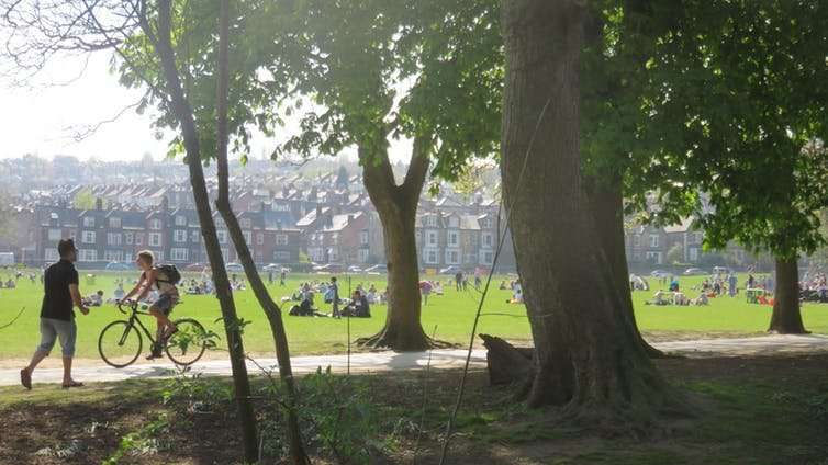 Green spaces help combat loneliness – but they demand investment