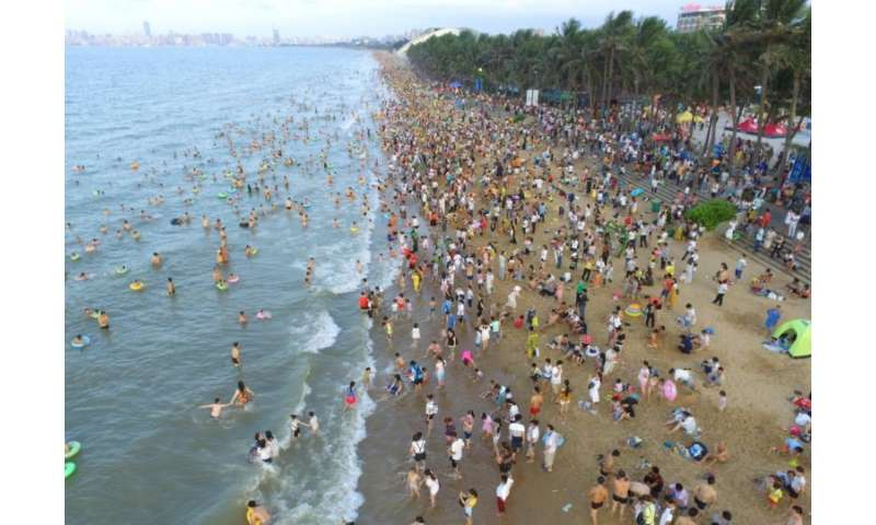 Hainan, known as China's Hawaii thanks to its resorts and tropical beaches, hopes to attract more tourist dollars