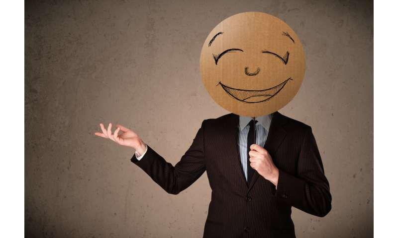 Happiness at work doesn't just depend on your employer