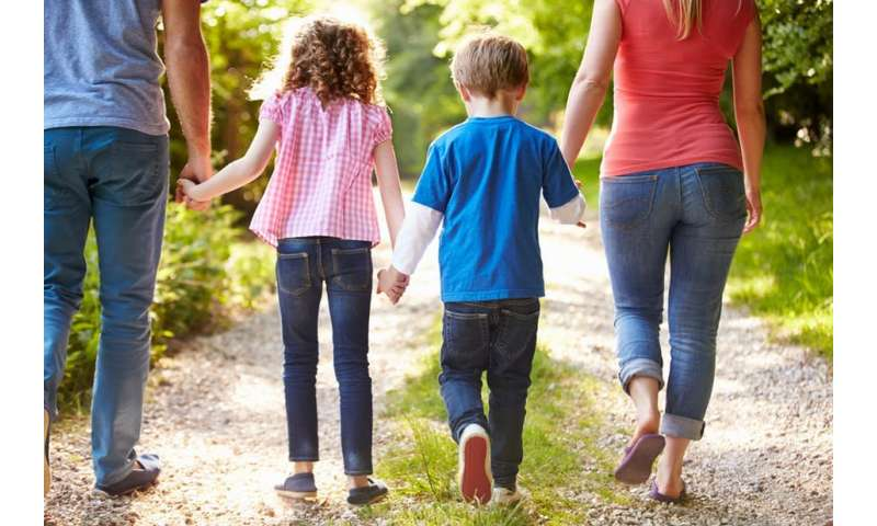 Having a second child worsens parents' mental health