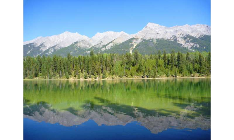 Health checkups for alpine lakes