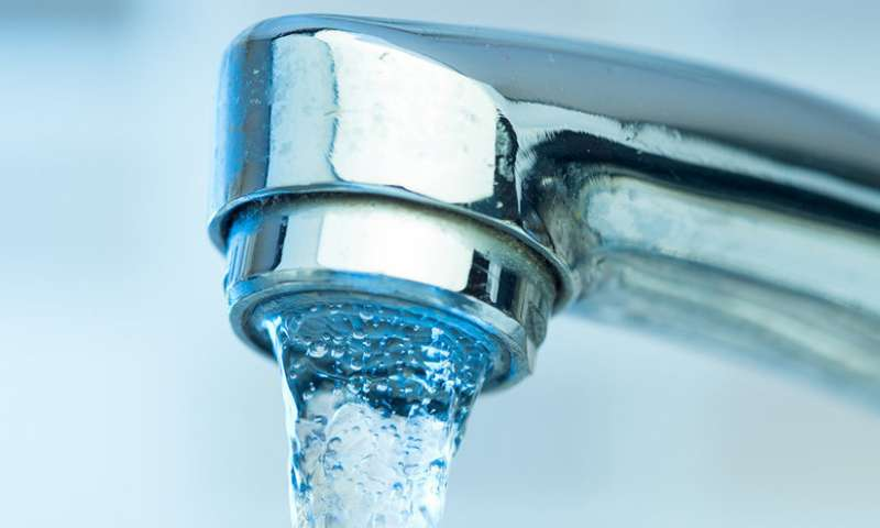 High concentrations of fluorinated chemical GenX found in watershed