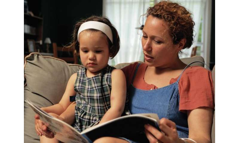 Home routines can boost a child's readiness for school