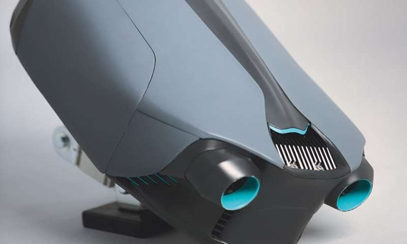 How awesome is that: A 3D-printed underwater jetpack
