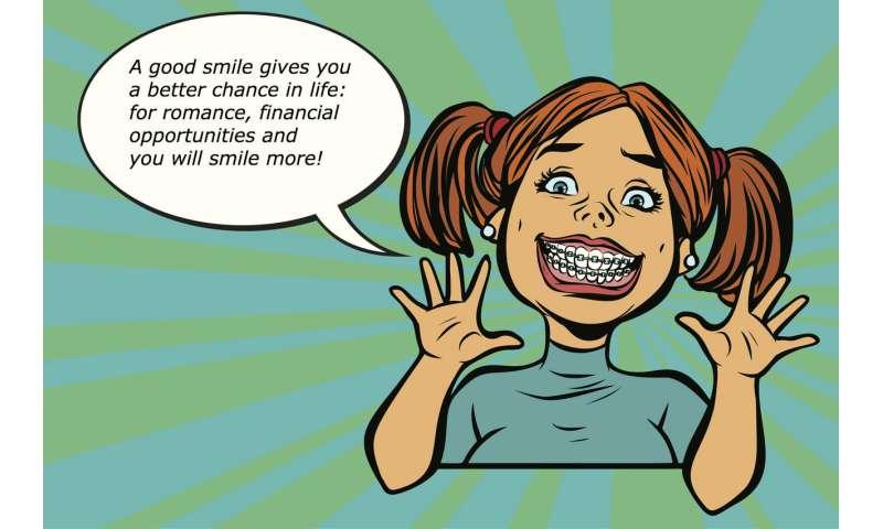 How did orthodontists sell orthodontics?