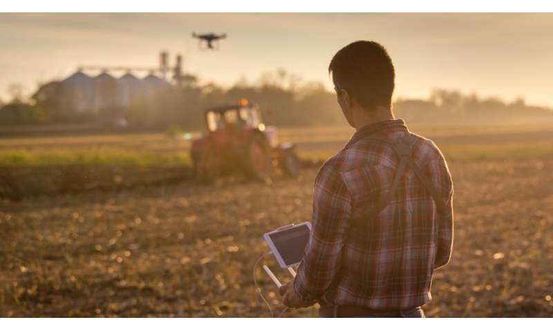 How drones could improve crop damage estimates