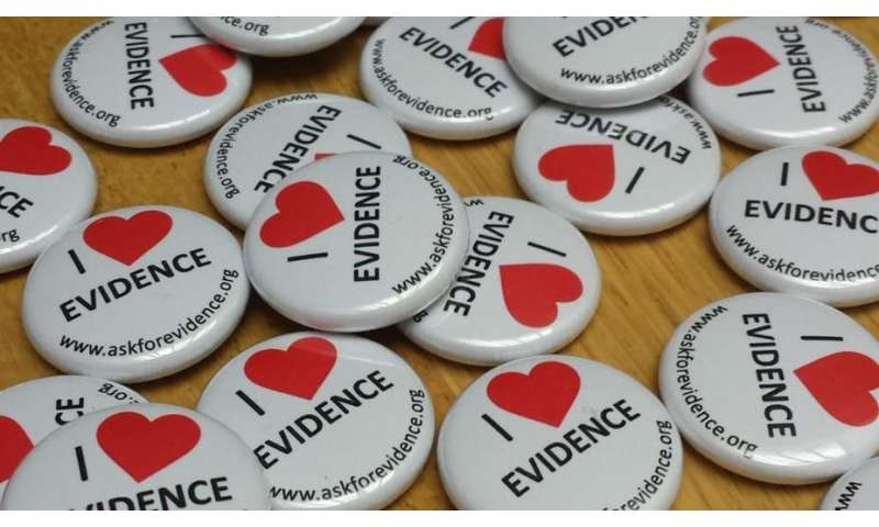 How scientific evidence can be a powerful tool for insight, accountability and change