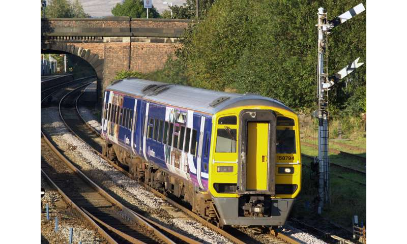 How to reduce rail chaos using maths