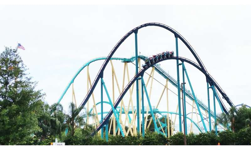How virtual reality is giving the world's roller coasters a new twist