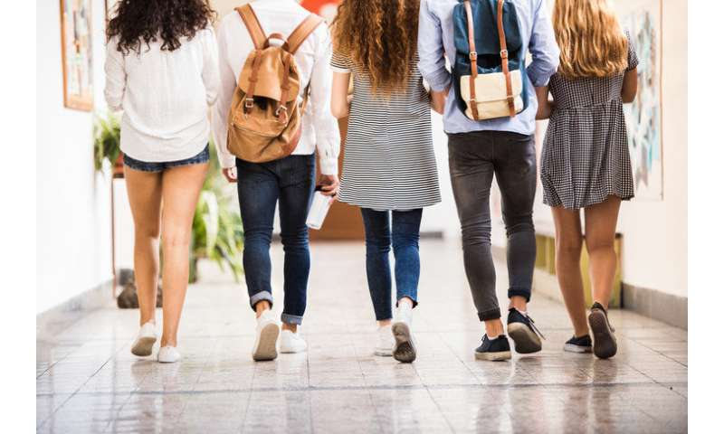How winning friends may influence adolescent behaviors
