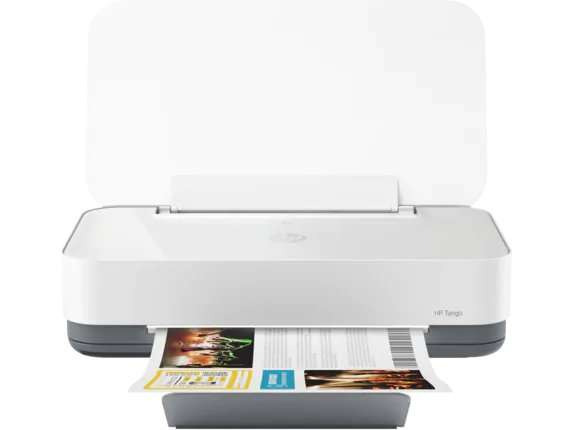 HP Tango is when you cannot tell a printer from a book (and you like it like that)