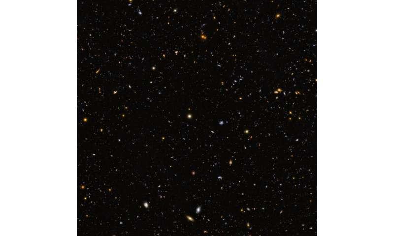 Hubble goes deep