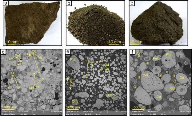 Huge reserves of iron in Western Siberia might originate from under an ancient sea