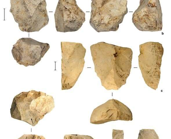 Humans may have occupied Indonesian site Leang Burung 2 earlier than previously thought