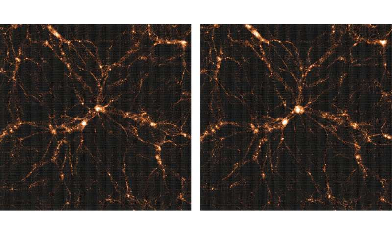Hyper Suprime-Cam survey maps dark matter in the universe