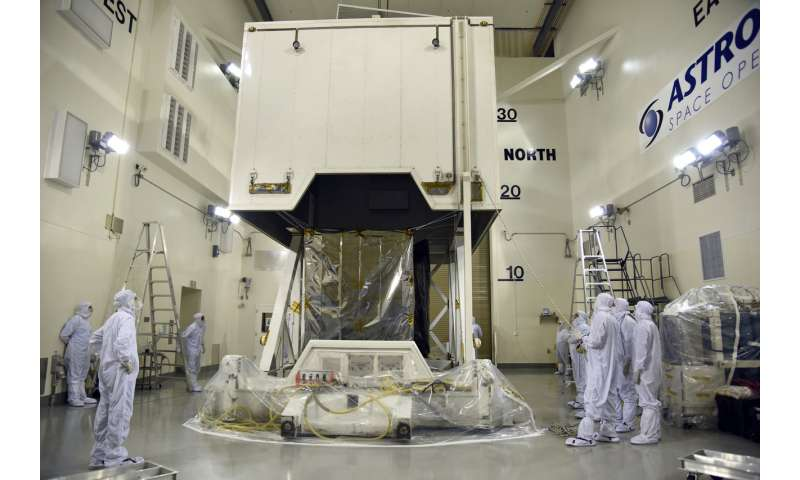 ICESat-2 lasers pass final ground test