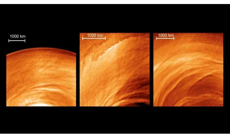 Image: Cloudy Venus